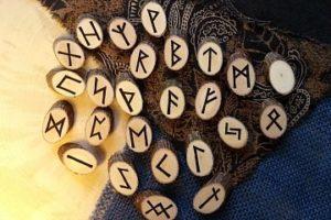 The Origin Of The Runes.