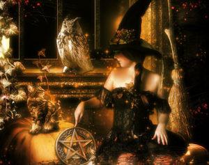 The rites and rituals of Samhain!