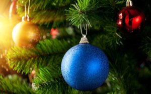 "The ritual execution of desires ""Three balls on the Christmas Tree»"