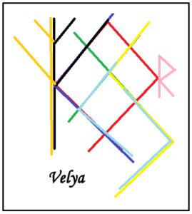"""Galdrastav """"on trade"""" Author: Velya"""
