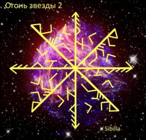 "Becoming ""Fire Star 2"" Author: Sibilla"