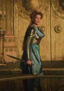Goddess Frigga-Odin's wife