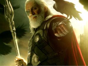 Odin is the Supreme God