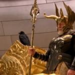 Gungnir-spear of the God Odin