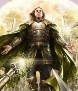 Balder-God of light