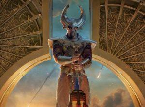 The God Heimdallr