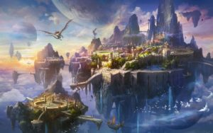 Guide to the Nine worlds. Asgard. Time and the seasons. Raven Kaldera.