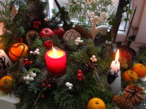 Yule festival-traditions and symbols