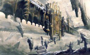 Guide to the 9 worlds. Valhalla. Author: Raven Kaldera