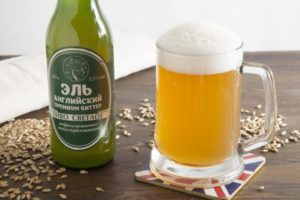Drink ale in the Scandinavian countries