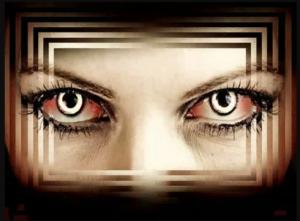 evil eye from a friend