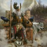 "Rite Of Passage "" Gifts To Odin»"