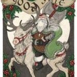 Origin and name of the Yule festival
