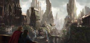 Guide to the 9 worlds. Asgard. Bilskirnir. Author: Raven Kaldera