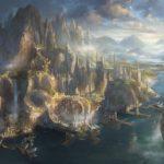 Guide to the 9 worlds. Asgard. Sakwabe. Idalir. The Palace Of Breidablik. Landwide. The Palace, Brimir. Gimle's Hall. Author: Raven Kaldera