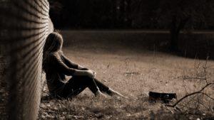 Damage to loneliness. Author Stanislav Kucherenko.