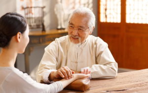 Chinese medicine - 16 basic rules for maintaining health. Author: Gella