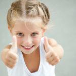 About children's health. Author: Arina Rod