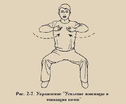 Strengthening the lower back.
