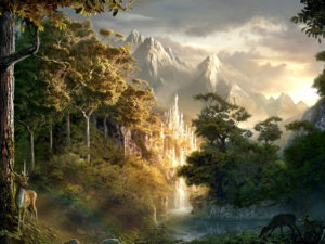 Guide to the 9 worlds. Asgard. House Of Idunn. Author: Raven Kaldera